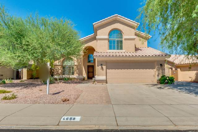 4658 E Summerhaven Drive, Phoenix, AZ 85044 (MLS #6114866) :: Devor Real Estate Associates