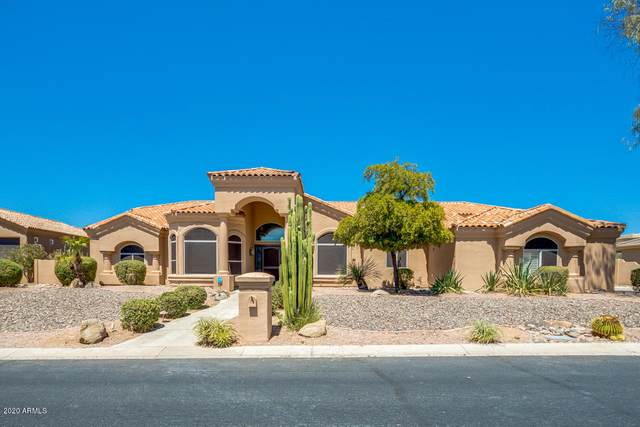 12122 E Gold Dust Avenue, Scottsdale, AZ 85259 (MLS #6114981) :: Brett Tanner Home Selling Team