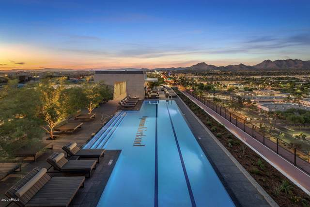 7180 E Kierland Boulevard #717, Scottsdale, AZ 85254 (MLS #6115125) :: The Dobbins Team