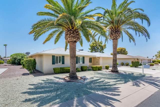 10909 W Amber Trail, Sun City, AZ 85351 (MLS #6115435) :: Yost Realty Group at RE/MAX Casa Grande