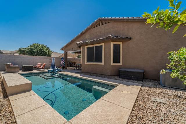 38062 W San Capistrano Avenue, Maricopa, AZ 85138 (MLS #6115523) :: Klaus Team Real Estate Solutions
