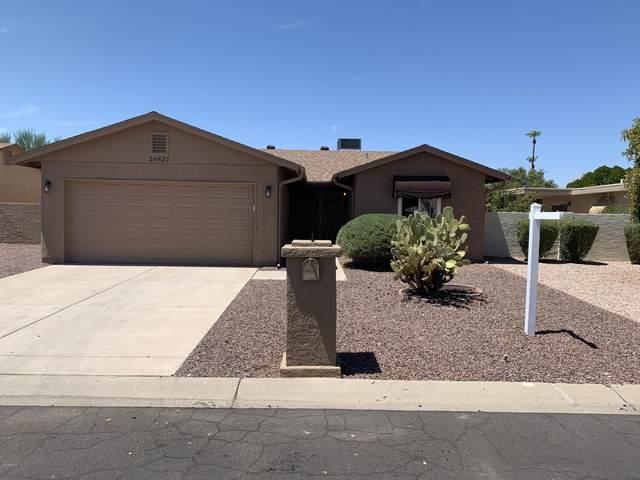 26622 S Lakewood Drive, Sun Lakes, AZ 85248 (MLS #6115556) :: Klaus Team Real Estate Solutions