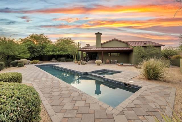 10063 E Troon North Drive, Scottsdale, AZ 85262 (MLS #6115592) :: The Daniel Montez Real Estate Group