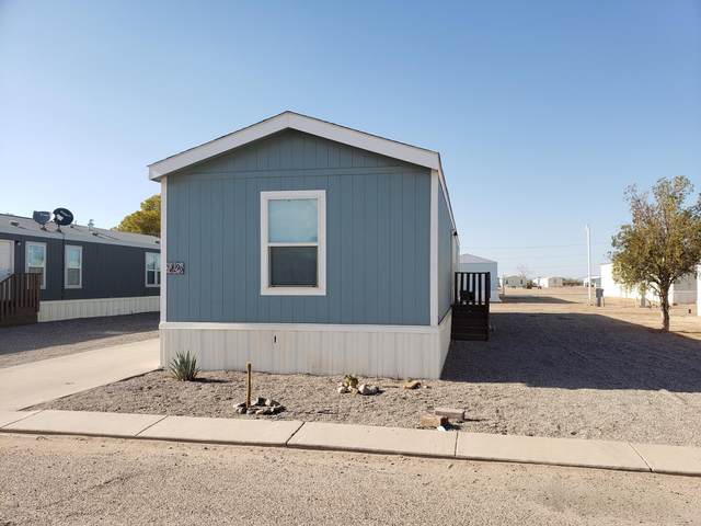 5201 S Chuichu Road Lot 199, Casa Grande, AZ 85193 (MLS #6115734) :: The Bill and Cindy Flowers Team