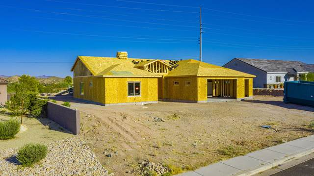 645 N Sierra Vista Drive, Wickenburg, AZ 85390 (MLS #6115844) :: Brett Tanner Home Selling Team
