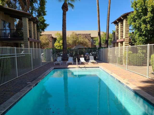 6925 E 4TH Street #15, Scottsdale, AZ 85251 (MLS #6115882) :: Midland Real Estate Alliance