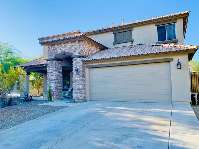 2416 W Steed Ridge, Phoenix, AZ 85085 (MLS #6115900) :: Klaus Team Real Estate Solutions