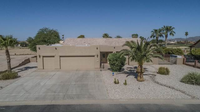 14408 S Country Club Way, Arizona City, AZ 85123 (MLS #6116140) :: Scott Gaertner Group
