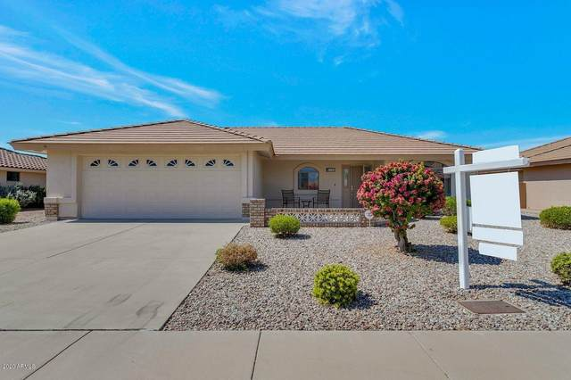 2162 S Yellow Wood, Mesa, AZ 85209 (MLS #6116174) :: Devor Real Estate Associates
