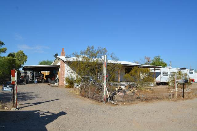 21709 W Myers Avenue, Wittmann, AZ 85361 (MLS #6116283) :: Dijkstra & Co.