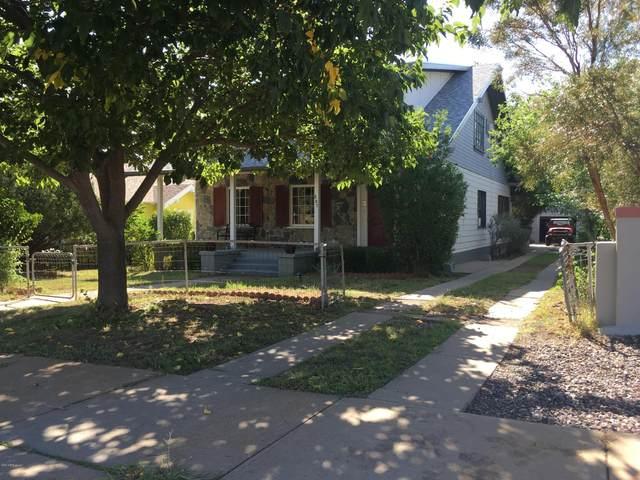 507 W Vista Street, Bisbee, AZ 85603 (MLS #6116354) :: The W Group