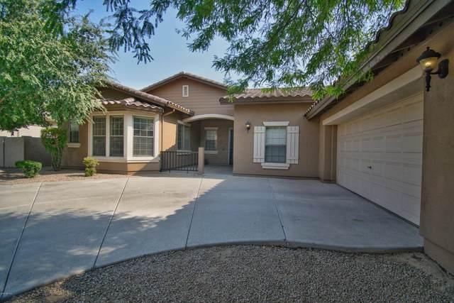 18539 E Pine Barrens Avenue, Queen Creek, AZ 85142 (MLS #6116472) :: Riddle Realty Group - Keller Williams Arizona Realty