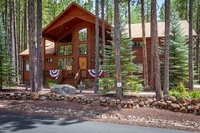 8489 Skywood Drive, Pinetop, AZ 85935 (MLS #6116525) :: Brett Tanner Home Selling Team