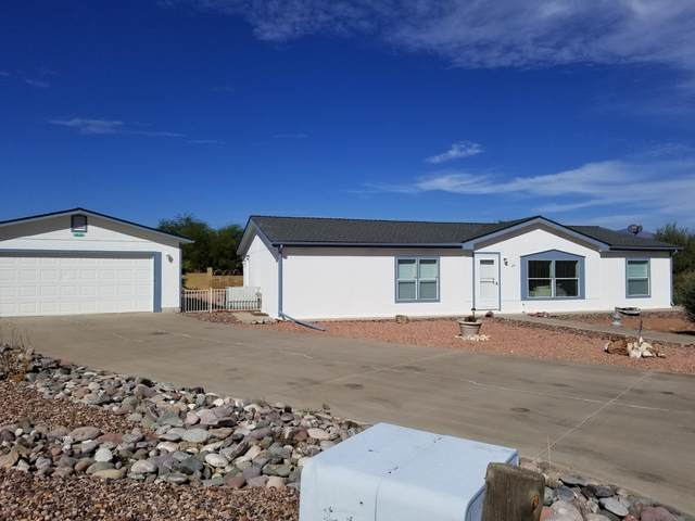 124 W Cholla Cove, Roosevelt, AZ 85545 (MLS #6116792) :: The Daniel Montez Real Estate Group