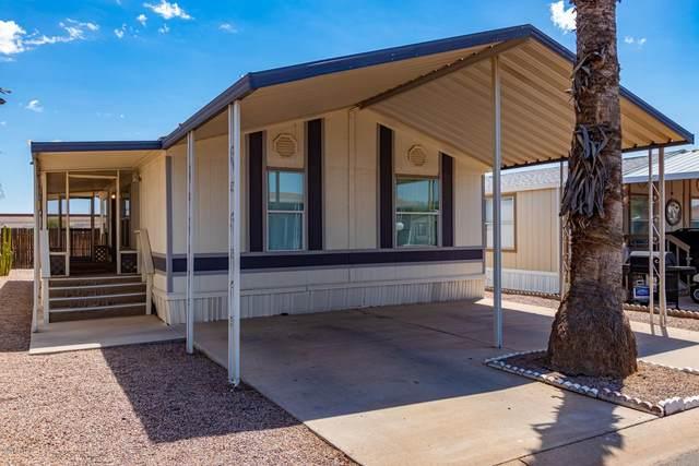 8780 E Mckellips Road #297, Scottsdale, AZ 85257 (MLS #6116926) :: Conway Real Estate