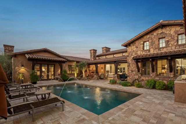 10935 E Sundance Trail, Scottsdale, AZ 85262 (MLS #6117085) :: Balboa Realty