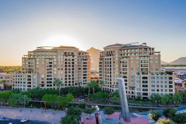 7181 E Camelback Road #302, Scottsdale, AZ 85251 (MLS #6117158) :: Conway Real Estate