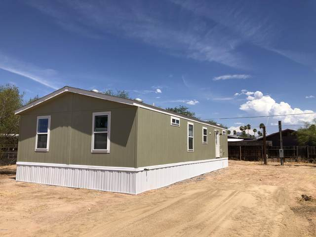 335 S 97TH Place, Mesa, AZ 85208 (MLS #6117202) :: Lifestyle Partners Team