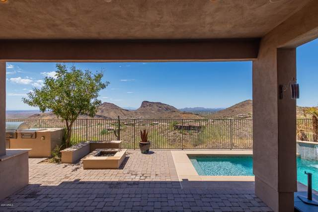 10734 N Skyline Drive, Fountain Hills, AZ 85268 (MLS #6117279) :: Conway Real Estate