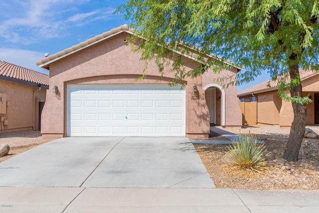 36490 W La Paz Street, Maricopa, AZ 85138 (MLS #6117401) :: The Daniel Montez Real Estate Group