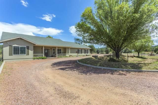 782 W Colt Lane, Payson, AZ 85541 (MLS #6117449) :: Klaus Team Real Estate Solutions