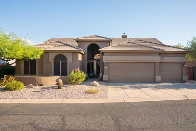 3760 N Morning Dove Circle, Mesa, AZ 85207 (MLS #6117915) :: Klaus Team Real Estate Solutions
