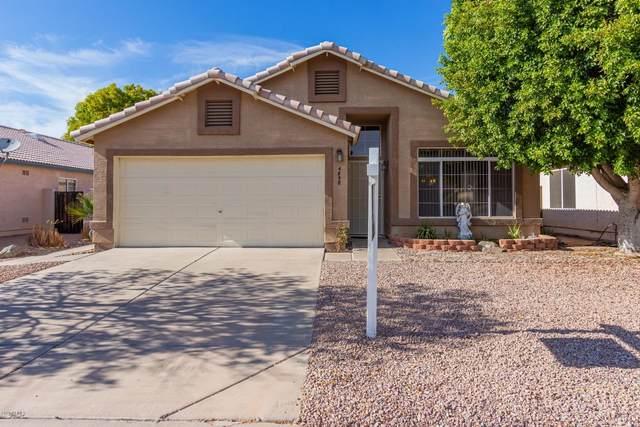 4858 E Holmes Avenue, Mesa, AZ 85206 (MLS #6118230) :: My Home Group