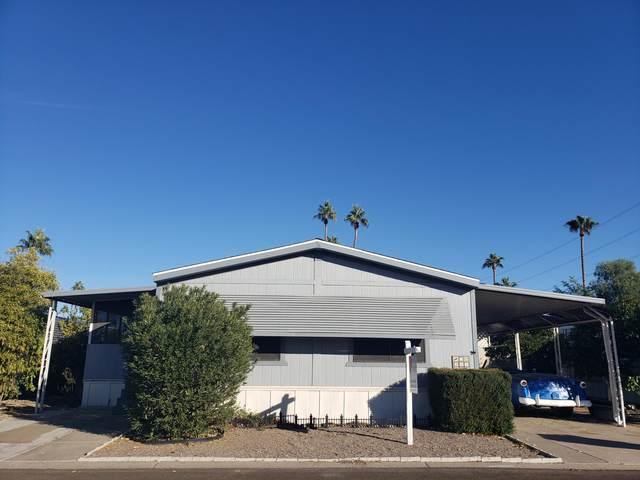 2650 W Union Hills Drive #203, Phoenix, AZ 85027 (MLS #6118459) :: D & R Realty LLC