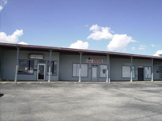 1326 W Hwy 92 #5, Bisbee, AZ 85603 (#6118739) :: Luxury Group - Realty Executives Arizona Properties