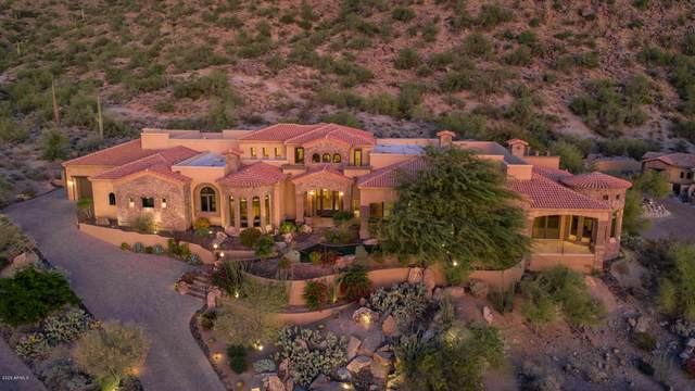 8440 E View Crest Circle, Mesa, AZ 85207 (MLS #6119181) :: The Helping Hands Team