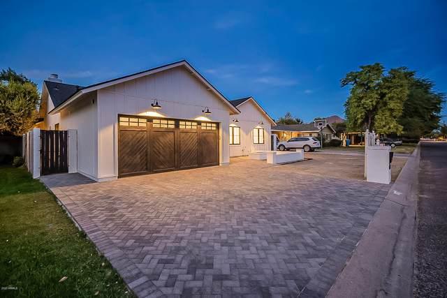 3520 E Hazelwood Street, Phoenix, AZ 85018 (MLS #6120134) :: BVO Luxury Group