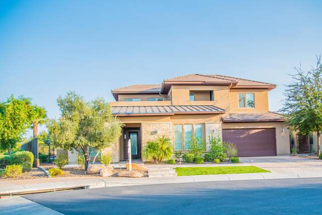 12703 W Desert Vista Trail, Peoria, AZ 85383 (MLS #6120185) :: Midland Real Estate Alliance