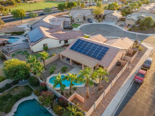 19697 N Aubrey Circle, Maricopa, AZ 85138 (MLS #6120240) :: Conway Real Estate