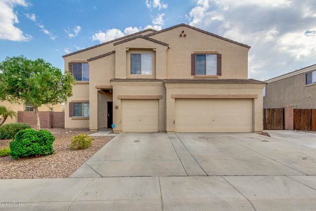 23015 W Hopi Street, Buckeye, AZ 85326 (MLS #6120659) :: My Home Group