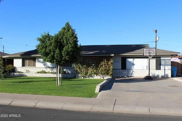 2930 W Cavalier Drive, Phoenix, AZ 85017 (MLS #6121180) :: Yost Realty Group at RE/MAX Casa Grande