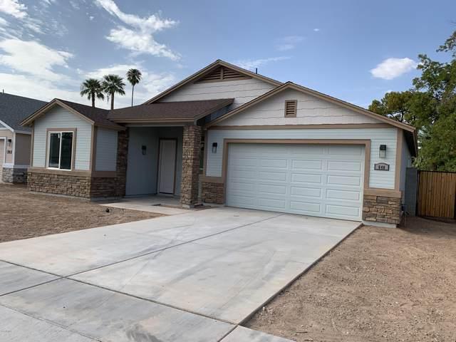 648 W 7th Avenue, Mesa, AZ 85210 (MLS #6121379) :: Brett Tanner Home Selling Team
