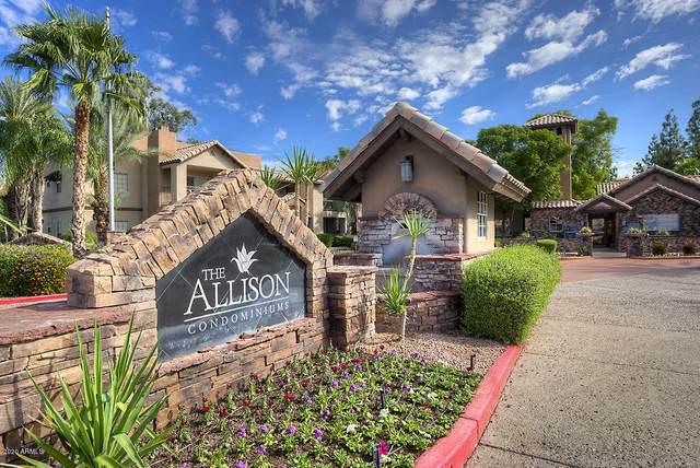 14145 N 92ND Street #2022, Scottsdale, AZ 85260 (MLS #6121654) :: Lifestyle Partners Team