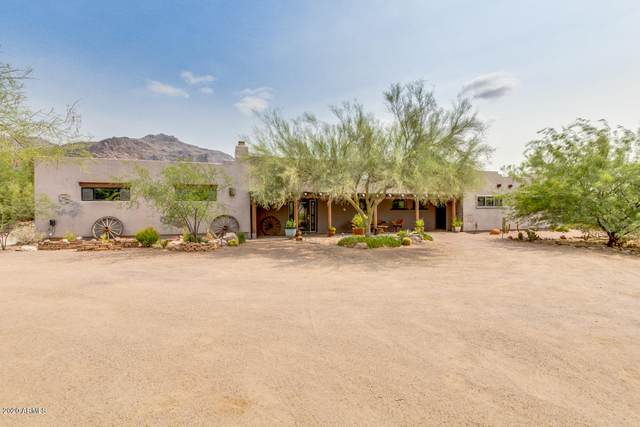 3233 S Mohican, Gold Canyon, AZ 85118 (MLS #6121693) :: Arizona 1 Real Estate Team