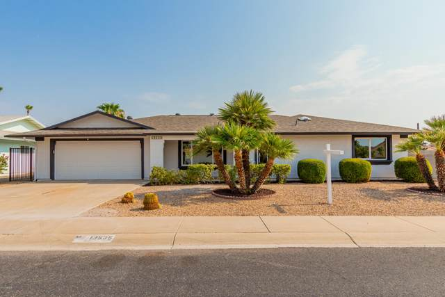 13535 W Hyacinth Drive, Sun City West, AZ 85375 (MLS #6121714) :: My Home Group