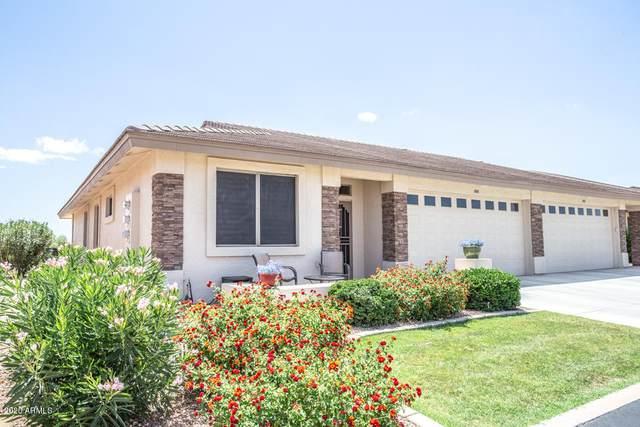 2663 S Springwood Boulevard #313, Mesa, AZ 85209 (#6122154) :: The Josh Berkley Team