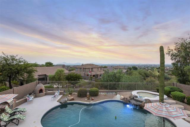 14928 N 107TH Way, Scottsdale, AZ 85255 (MLS #6122190) :: RE/MAX Desert Showcase
