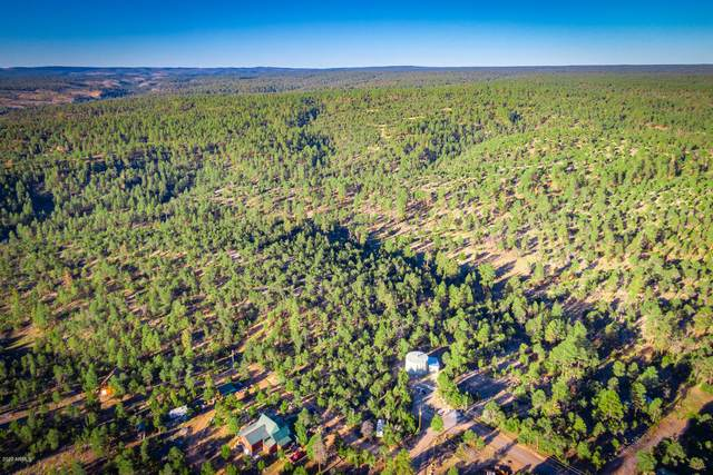 20.27 Acre Corner Hill Rd And Hilltop, Heber, AZ 85928 (MLS #6122334) :: Conway Real Estate
