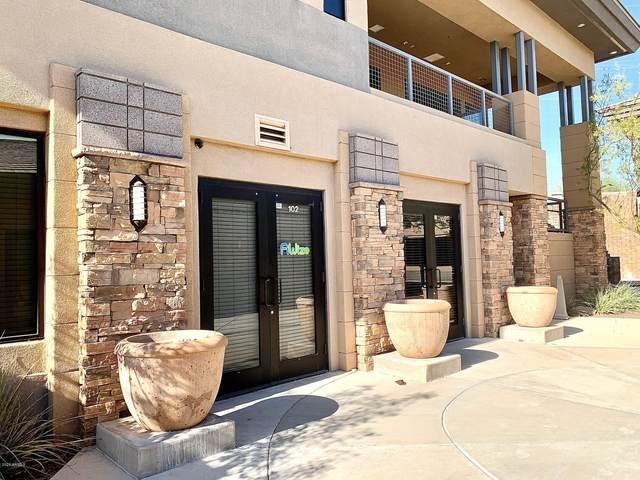 10643 N Frank Lloyd Wright Boulevard #102, Scottsdale, AZ 85259 (MLS #6122472) :: Conway Real Estate