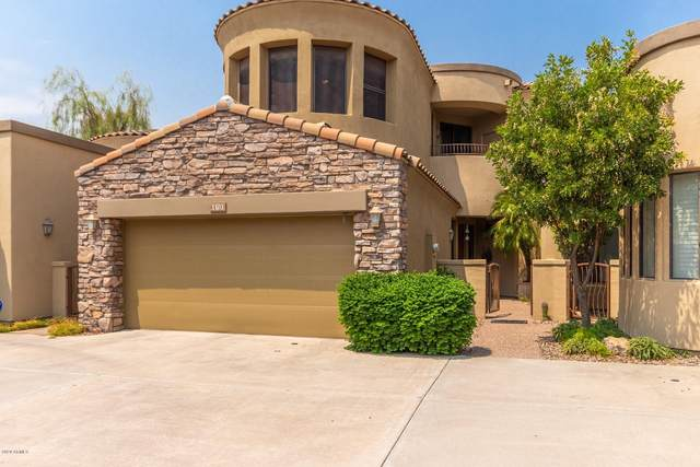 7445 E Eagle Crest Drive #1103, Mesa, AZ 85207 (MLS #6122791) :: The Riddle Group