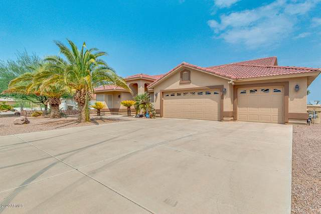 14546 S Country Club Drive, Arizona City, AZ 85123 (MLS #6122890) :: My Home Group