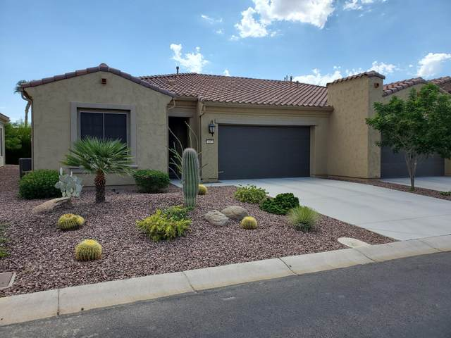 4007 N 163RD Drive, Goodyear, AZ 85395 (MLS #6122976) :: The Property Partners at eXp Realty