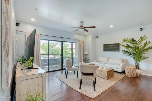 20660 N 40TH Street #2112, Phoenix, AZ 85050 (MLS #6123334) :: The Property Partners at eXp Realty