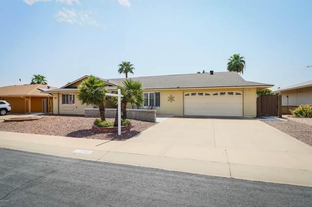 12911 W Beechwood Drive, Sun City West, AZ 85375 (MLS #6123459) :: Brett Tanner Home Selling Team
