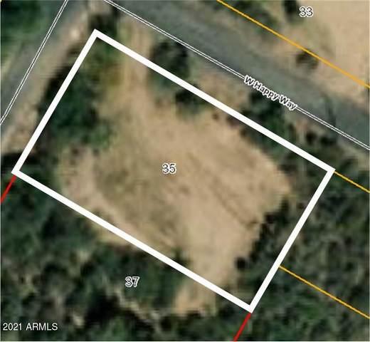 22755 S Looka Way, Yarnell, AZ 85362 (MLS #6123487) :: Klaus Team Real Estate Solutions