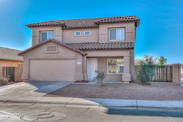 22077 W Pima Street, Buckeye, AZ 85326 (MLS #6124105) :: BVO Luxury Group